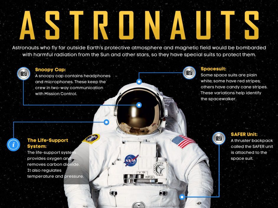 Case Study - KIDS DISCOVER Space Astronauts